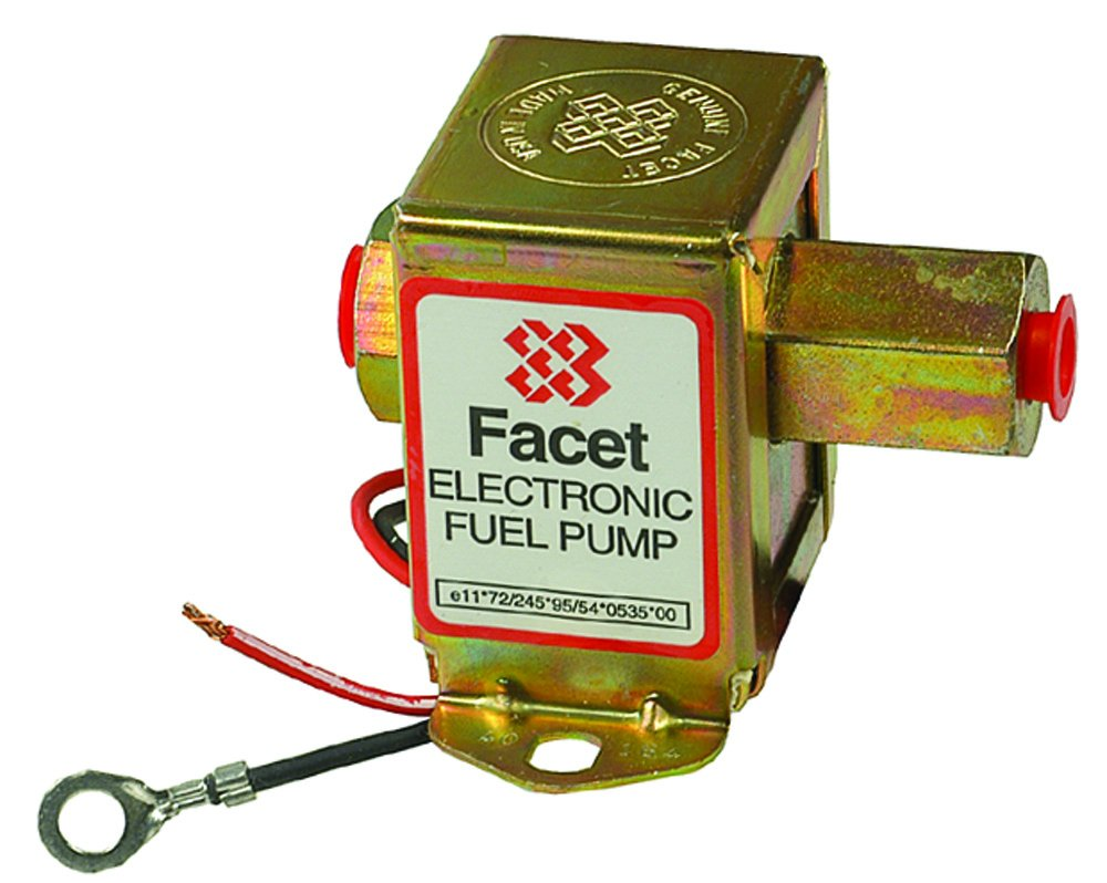 "32 GPH New Solid State Fuel Pump 24V 4.5-9PSI 12/"" // 30.48cm Min Dry Lift"