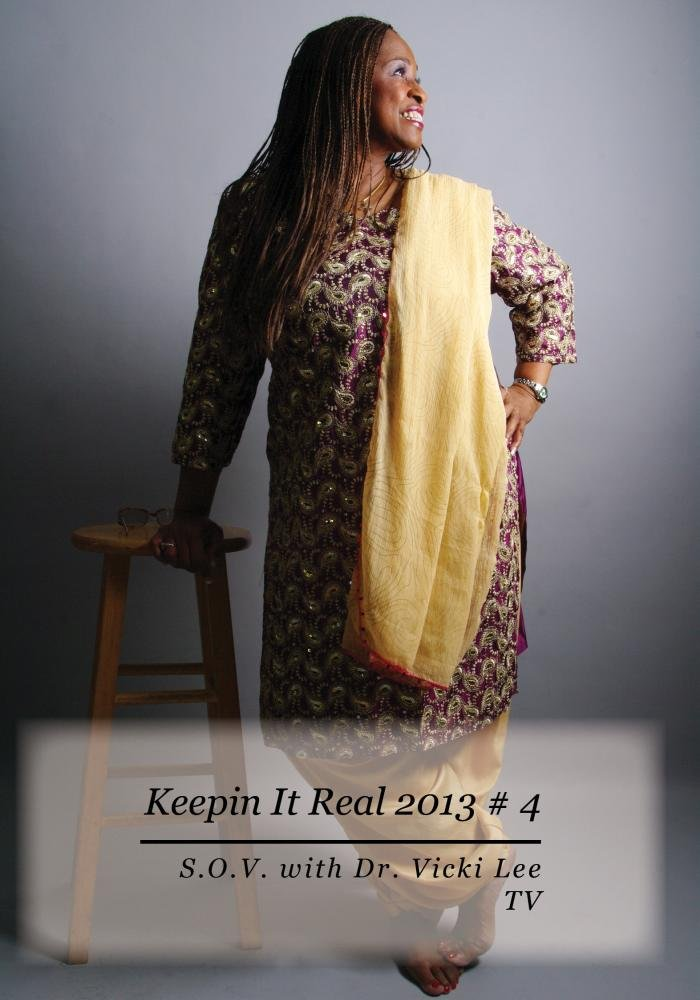 Keepin It Real Conference 2013 Part 4 - S.O.V. with Dr. Vicki Lee TV