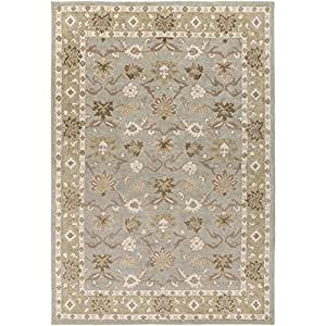 Amazon.com: Surya Emily 2.6x8 Rug: Kitchen & Dining