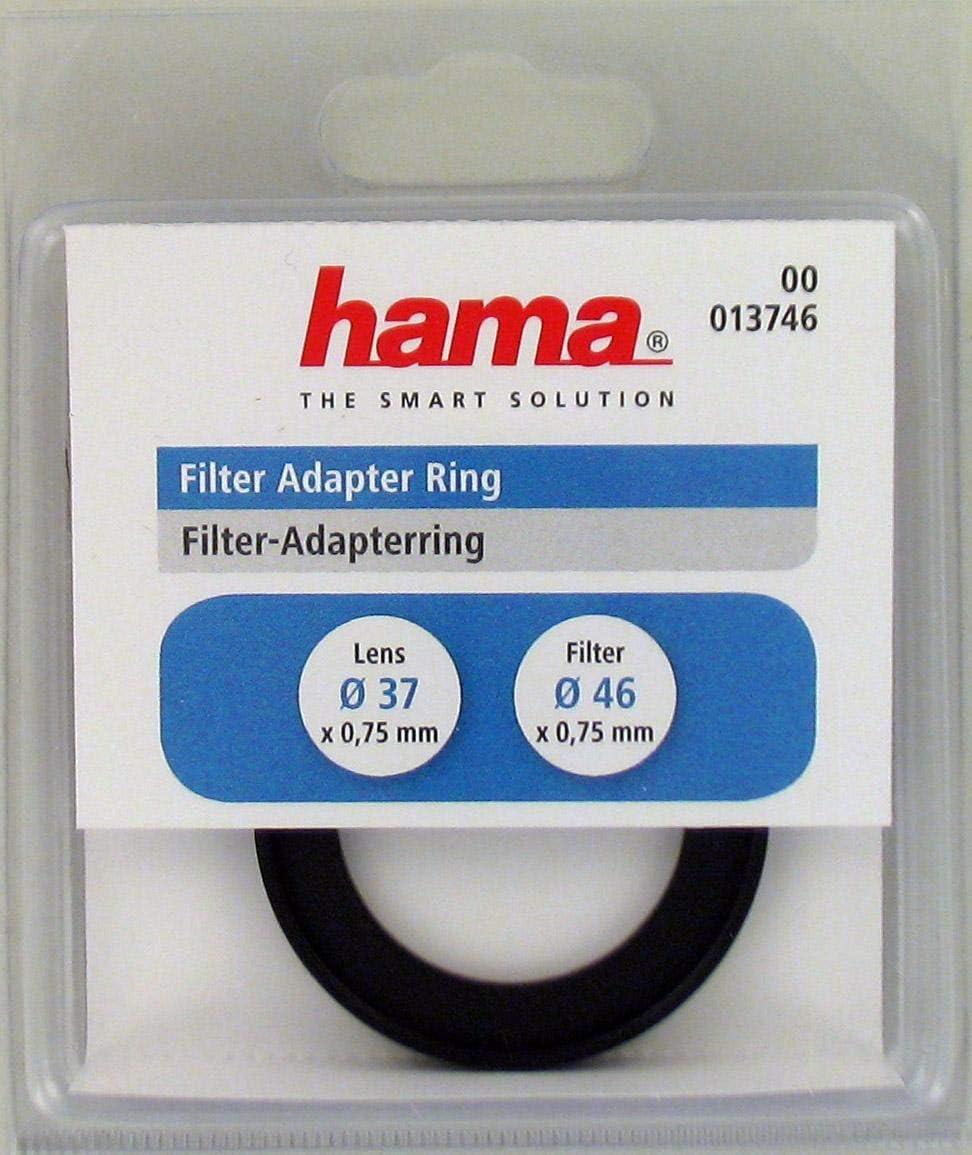 52 mm Adaptateur Step-Up pour Filtre Step Up 37-52 mm Adaptateur de Filtre 37 mm