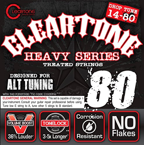Cleartone Monster Nickel Plated Electric Strings product image