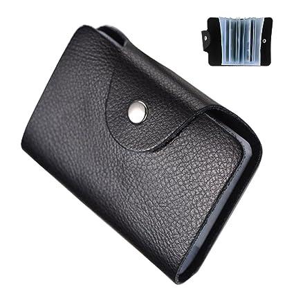 Widelin - Funda para tarjeta de crédito y tarjeta de ...