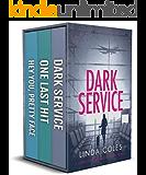Jack Rutherford and Amanda Lacey Books 4-6 Set