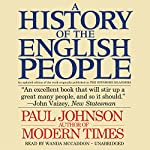 A History of the English People | Paul Johnson