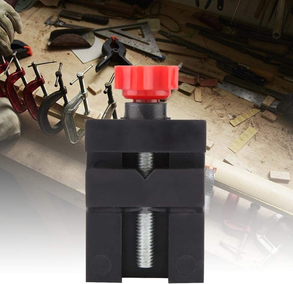Plastic Vice Z012 Mini Multipurpose Machine Wood Turning Machine Workshop Accessory for Fixing Workpiece and Material