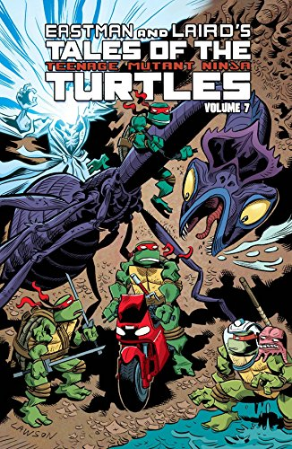 Tales Of The Teenage Mutant Ninja Turtles Volume 7 (Tales of Tmnt Tp)
