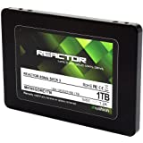 Mushkin MKNSSDRE1TB Reactor 7mm SSD, 1TB