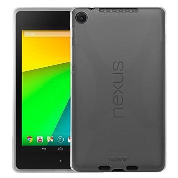 Amazon.com: MiniSuit – Carcasa de TPU para Google Nexus 7