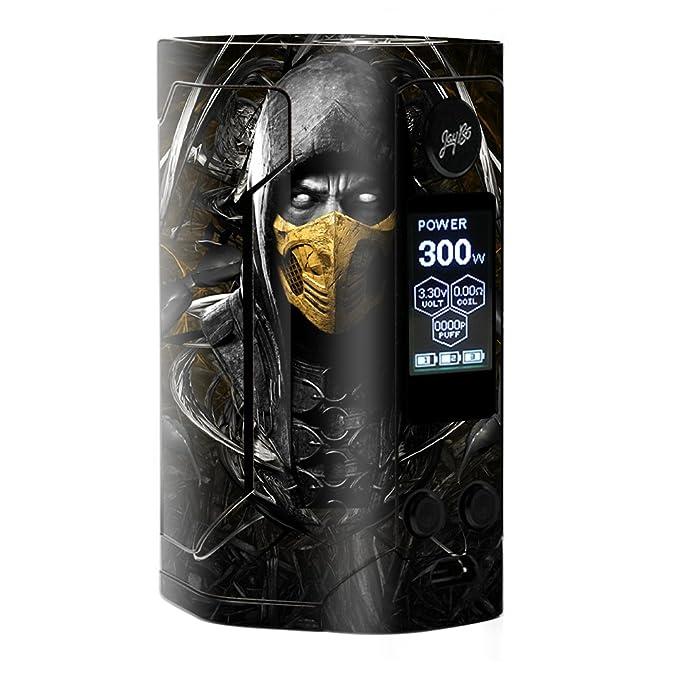 Amazon.com: Skin Decal Vinyl Wrap for Wismec Reuleaux RX Gen ...