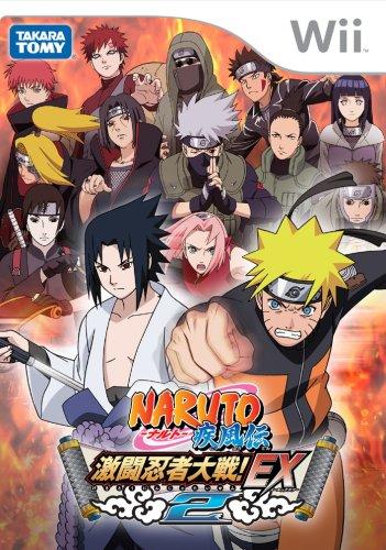 Naruto Shippuuden: Gekitou Ninja Taisen EX 2 [Japan - Gekitou Ninja Taisen