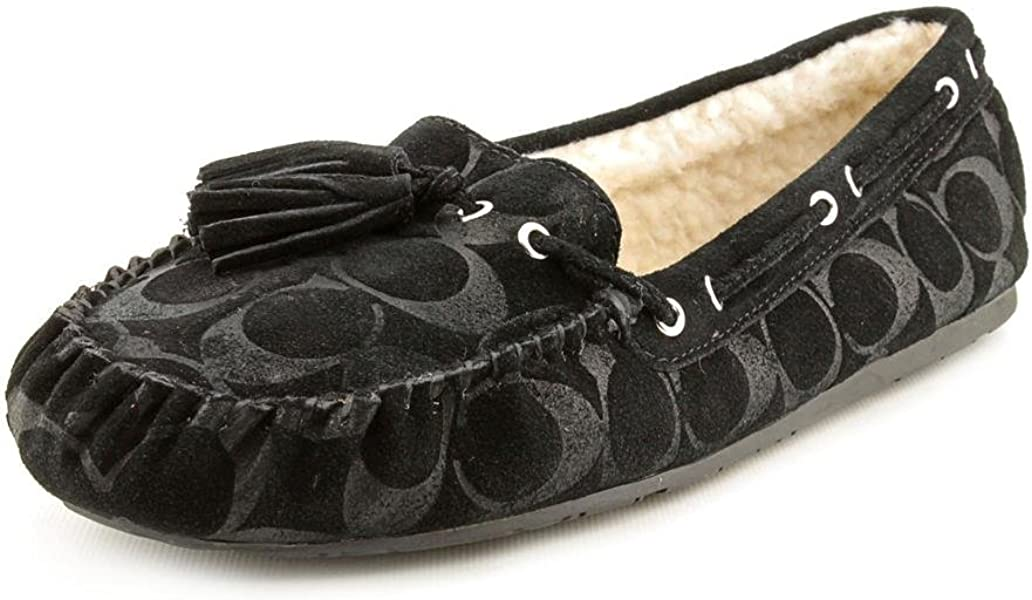 1e21befcd73 Coach Women s Anita Slipper (Black