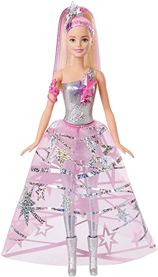 Barbie - Muñeca Fashion, Traje de galáctico (Mattel DLT25): Amazon ...