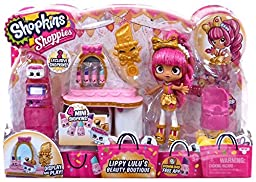 Shopkins Shoppies Lippy Lulu\'s Beauty Boutique