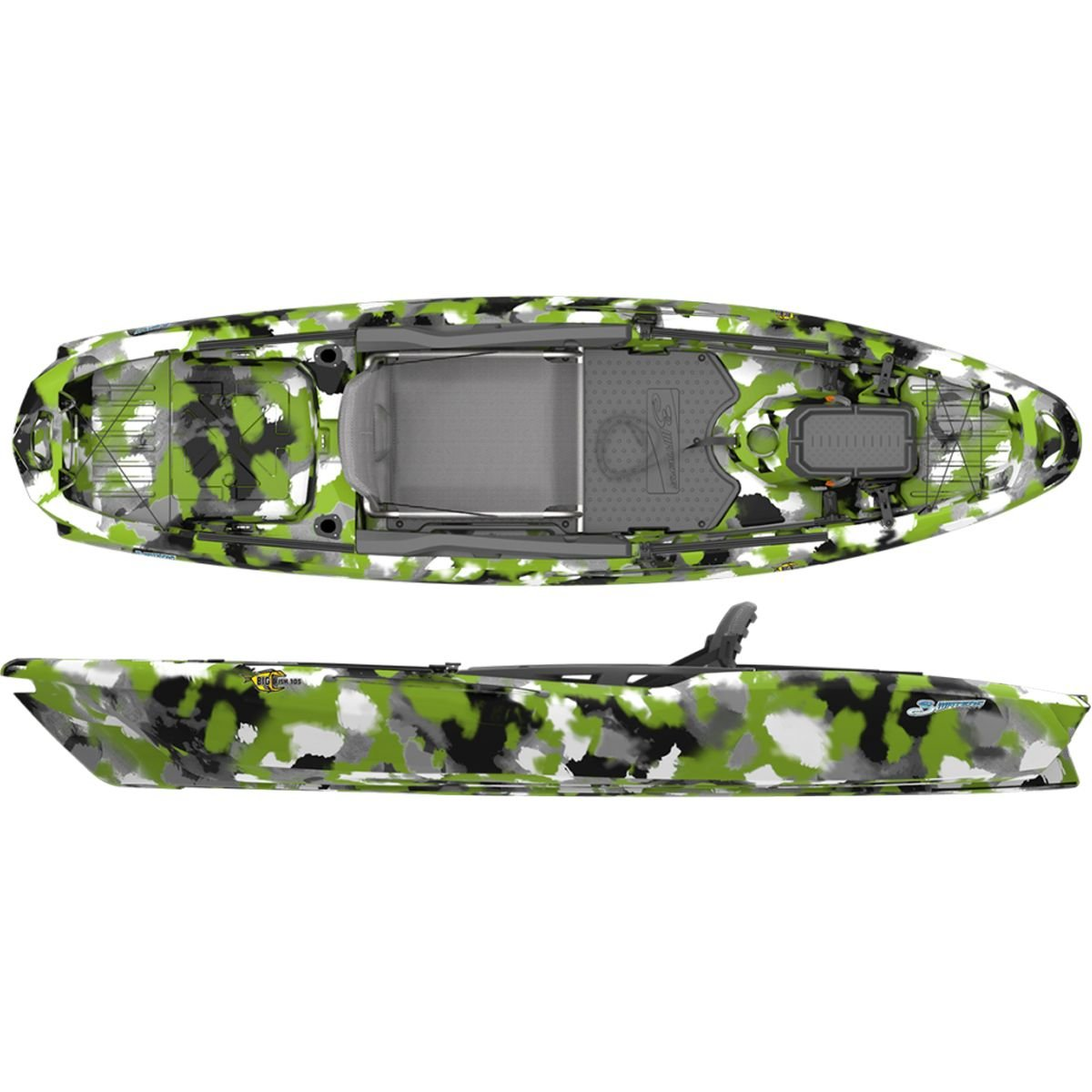 FF 3 Waters Big Fish 105 Kayak