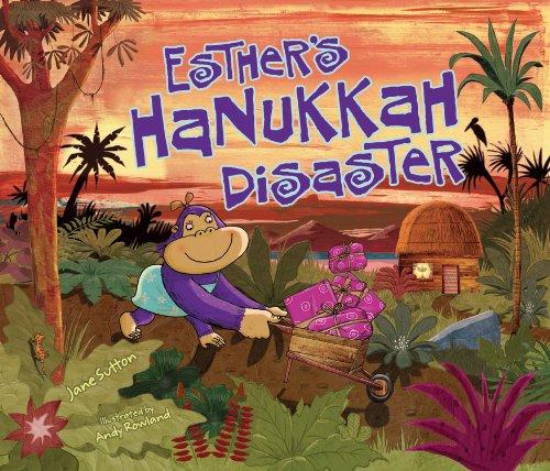 Esther's Hanukkah Disaster