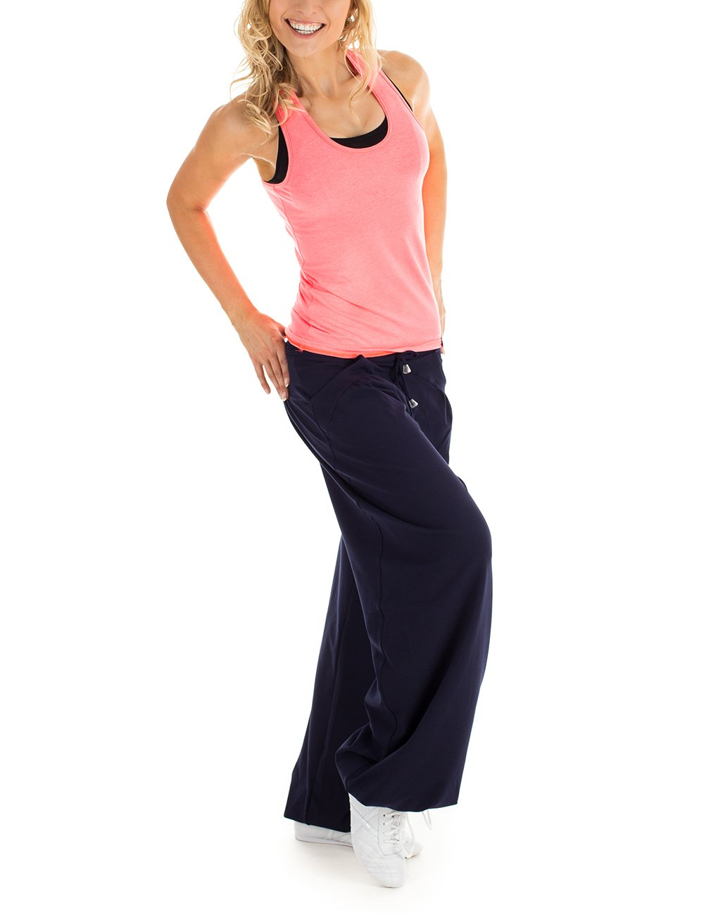 Winshape Damen Dance Fitness Freizeit Sport Trainingshose WTE3