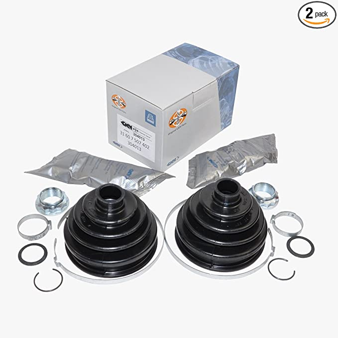 VAUXHALL CORSA 1.3 DRIVESHAFT HUB NUT /& CV JOINT BOOT KIT BOOTKIT 03/>07