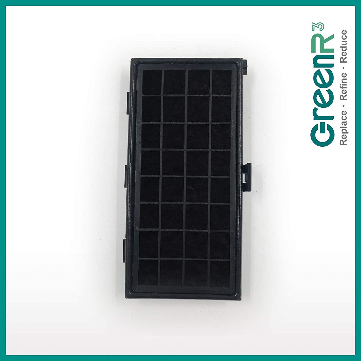 GreenR3 2-Pack Replacement HEPA Air Filters for Miele SF-AH30 Fits Miele S7000-S7999 S2000-S2999 S7000 S300i-S858i MIE1003 Miele 315606 C1 S300-S700 uprights canisters