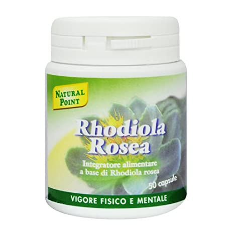 NATURAL POINT RHODIOLA ROSEA 50 CPS