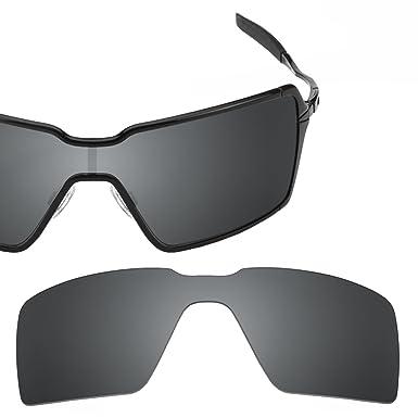 79074e2836c Revant Polarized Replacement Lens for Oakley ProbationBlack Chrome  MirrorShield
