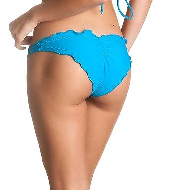 Sexy Ruffle Wavy Cheeky Brazilian Bikini Bottom Hipster Allure Maillot De Bain Grande Vente Prix Pas Cher Confortable À Vendre Populaire Pour La Vente Acheter Pas Cher Best-seller mLfRTj88Qe