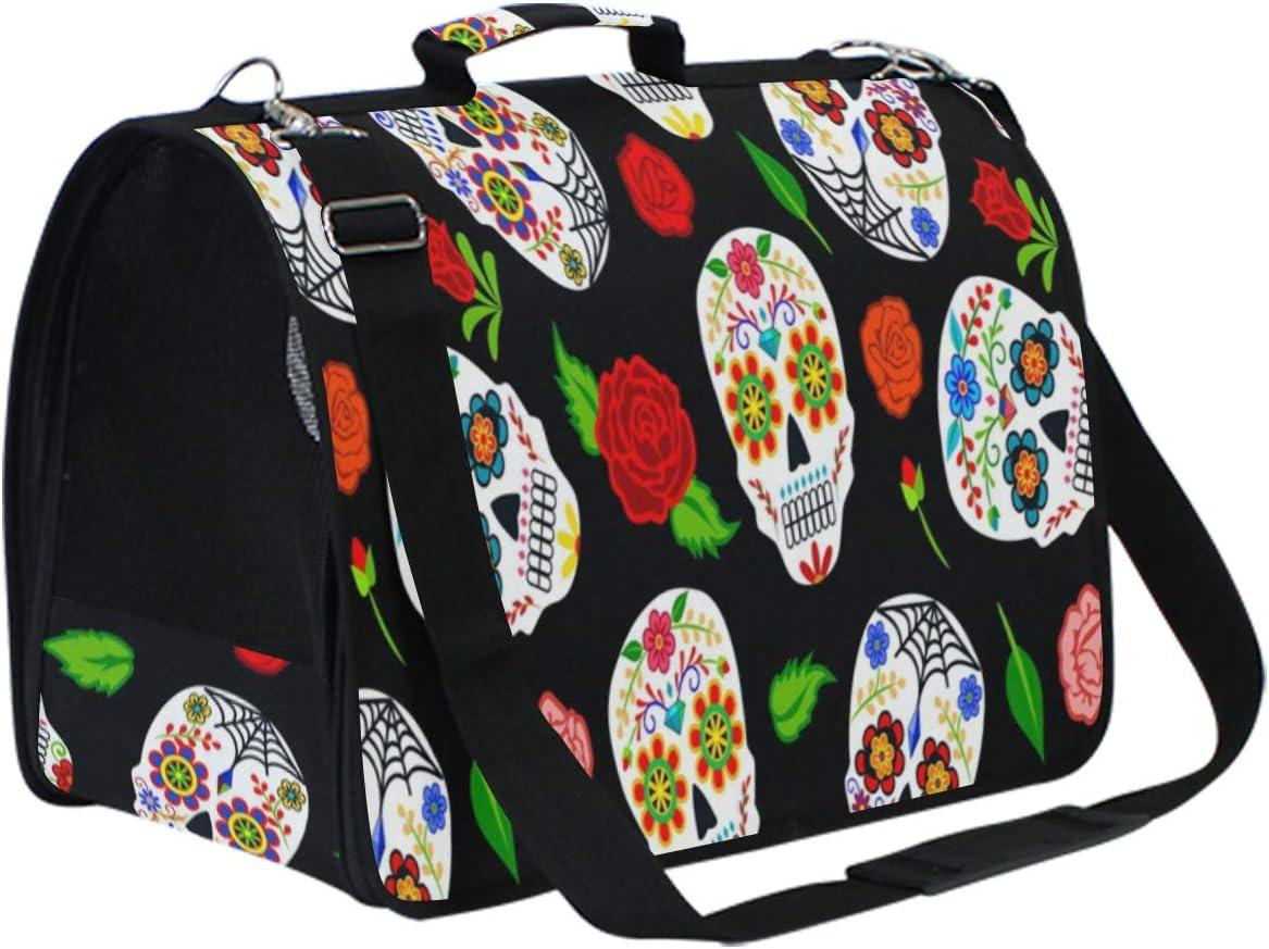 Backpack Skull Blossoms Tote bag