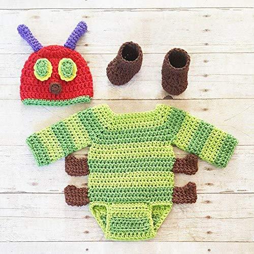 Caterpillar Infant Bodysuit - 8