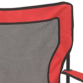 Coleman Broadband Mesh Quad Camping Chair