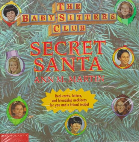 Secret Santa (Baby-sitters Club) (English and Spanish Edition)
