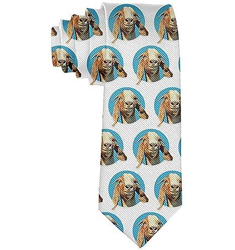 Corbata De Hombre Corbata,Corbata Corbatas Divertidas Cabeza De ...