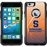 Coveroo Commuter Series Case for iPhone 6 Plus - Retail Packaging - Syracuse University Basketball