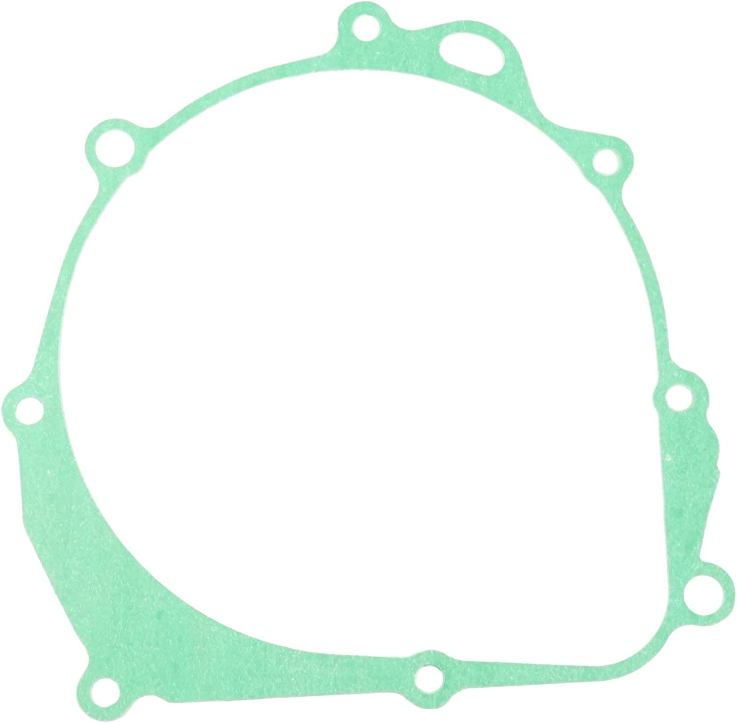 Caltric Stator Cover Gasket Compatible with Suzuki Lt250R Quadracer 250 2X4 1985 1986