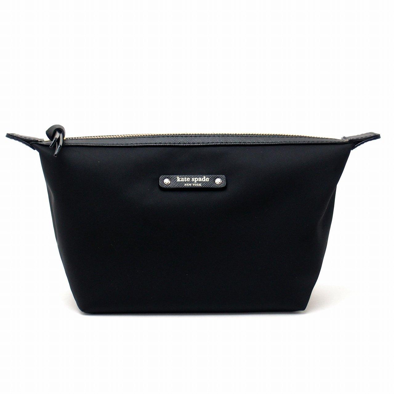 [ケイトスペード] バッグ KateSpade ポーチ コスメポーチ 化粧ポーチ WLRU3327-001 [アウトレット品] [並行輸入品]   B077NY55M3