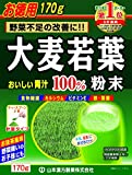 Barley Young Leaves AOJIRU 100% | Powder | 170g [Japanese Import]