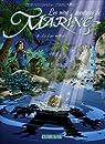 Les mini aventures de Marine, tome 4 : Le lac maudit par Corteggiani