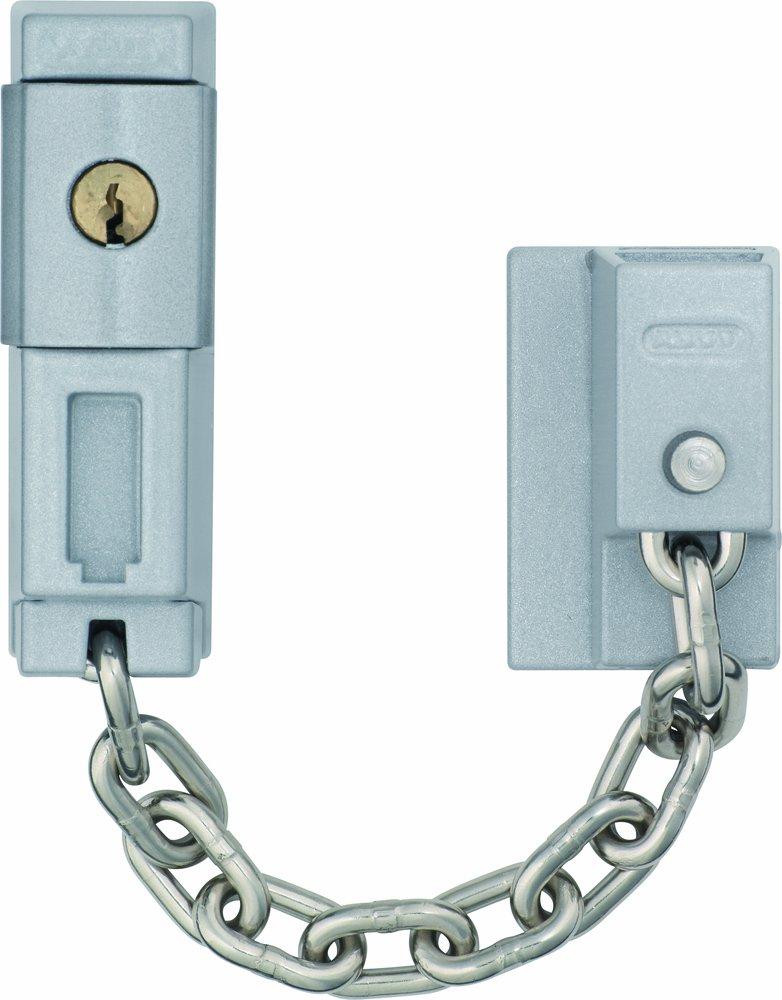ABUS 39683 Lockable Door Chain Type Sk79 Silver