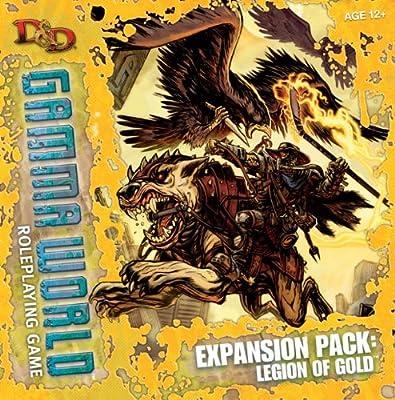 D&D Gamma World Expansion: Legion of Gold: A D&D Genre Supplement Dungeons & Dragons: Amazon.es: Baker, Richard: Libros en idiomas extranjeros
