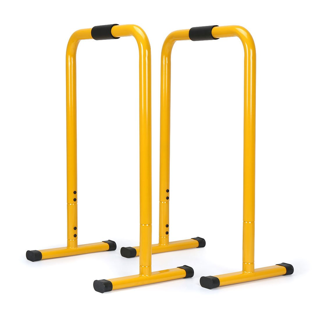HLC Dip Station Bars Body Press Dip Stand