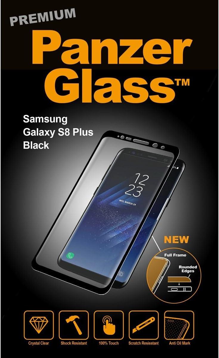 PanzerGlass 7115 Clear Screen Protector Galaxy S8 Plus 1pieza(s): Amazon.es: Electrónica