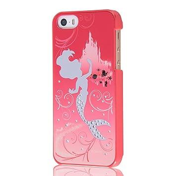 8c514669aa レイ・アウト iPhone SE / iPhone5s / iPhone5 ケース ディズニー・ジュエリーシェルジャケット/