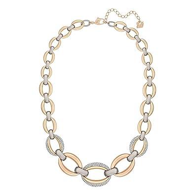 4c897a9ff2243 Amazon.com: Swarovski Circlet Necklace: Jewelry