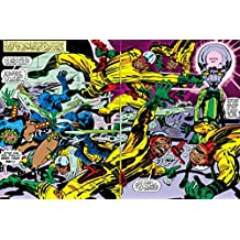 Black Panther No.2 Group: Black Panther, Princess Zanda and Hatch-22 Poster by Jack Kirby 24 x 36in