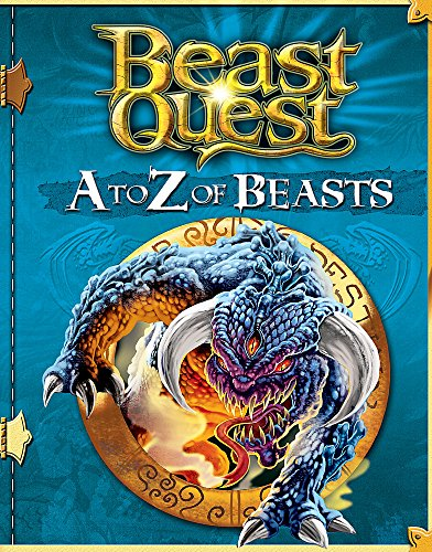 Beast Quest A To Z Of Beasts Hardcover July 5 2016