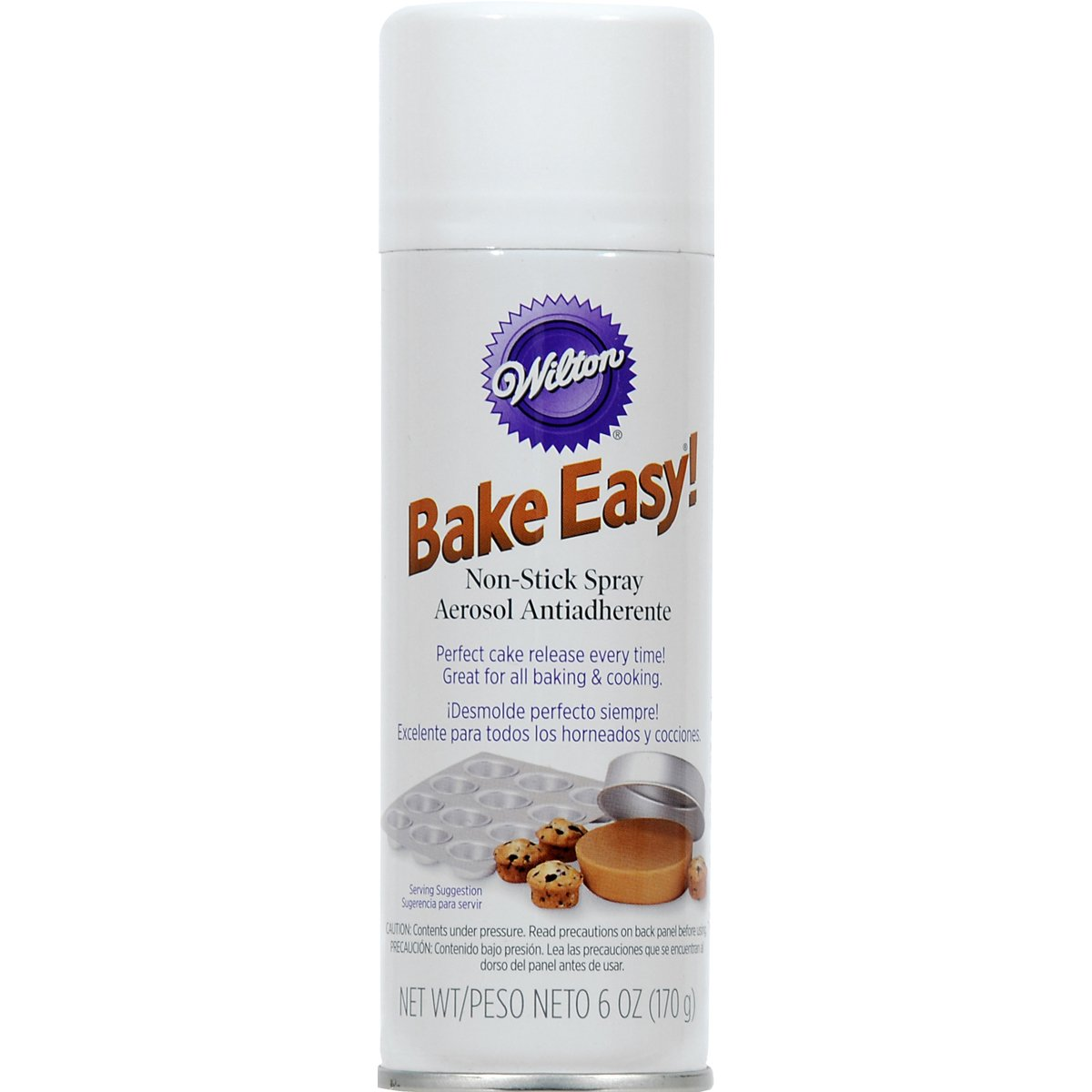 Wilton Bake Easy Non-Stick Spray