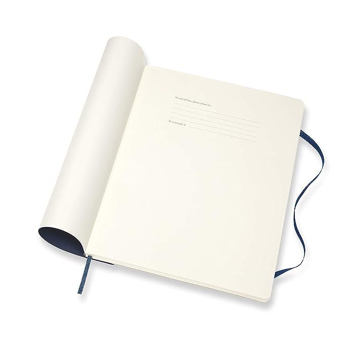 Amazon.com: Moleskine - Cuaderno semanal de 12 meses, extra ...