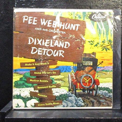 Dixieland Detour - Stomp Off Lets Go, Livery Stable Blues/ Panama, Between Devil & Deep Blue Sea; Muscrat Ramble, Tin Roof Blues/ Shake It And Break It, Boneyard Shuffle (7