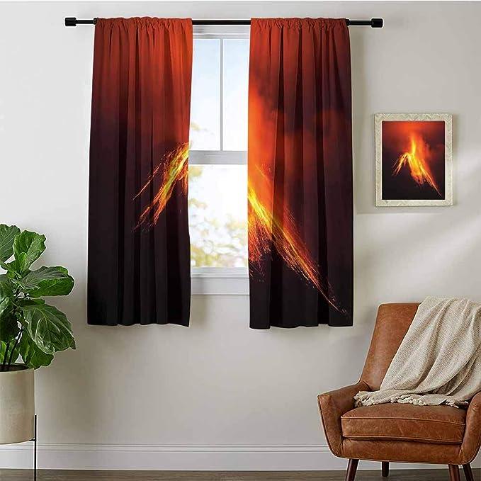 Maisi Virgo, cortinas anchas para oscurecer la habitación ...