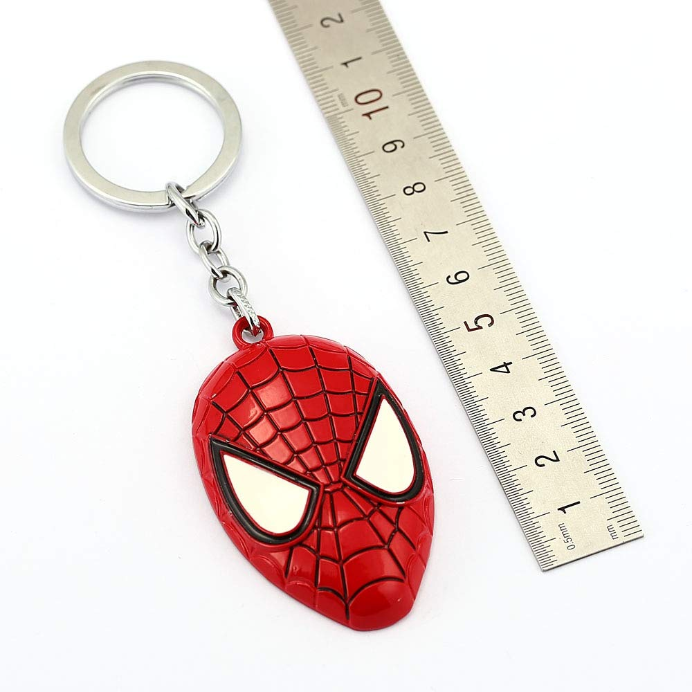 Value-Smart-Toys - Spider-Man Keychain SpiderMan Key Rings ...