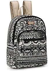 Sakroots Artist Circle Mini Backpack W/ Phone Charging Wristlet Backpack