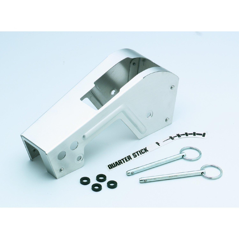 Hurst 1300041 Aluminum Cover Kit for Quarter Stick